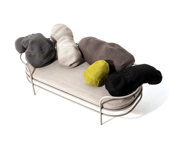 front new triclinium sofa moroso 3