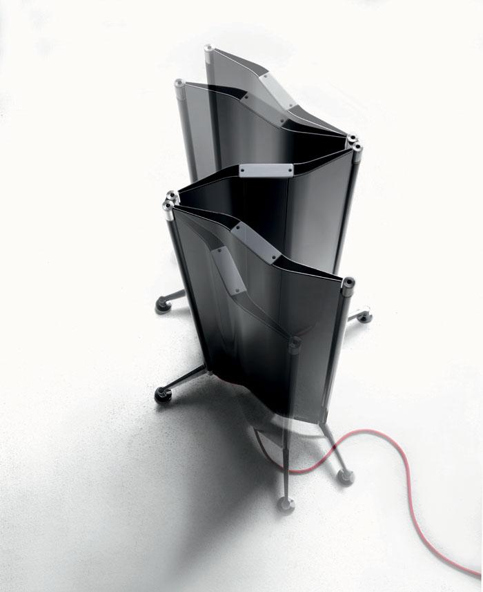 origami alberto meda electric radiator tubes 16