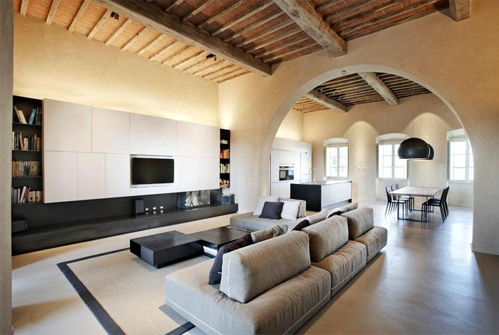 historic italian villa 3