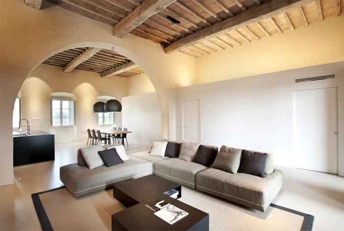 historic italian villa 7