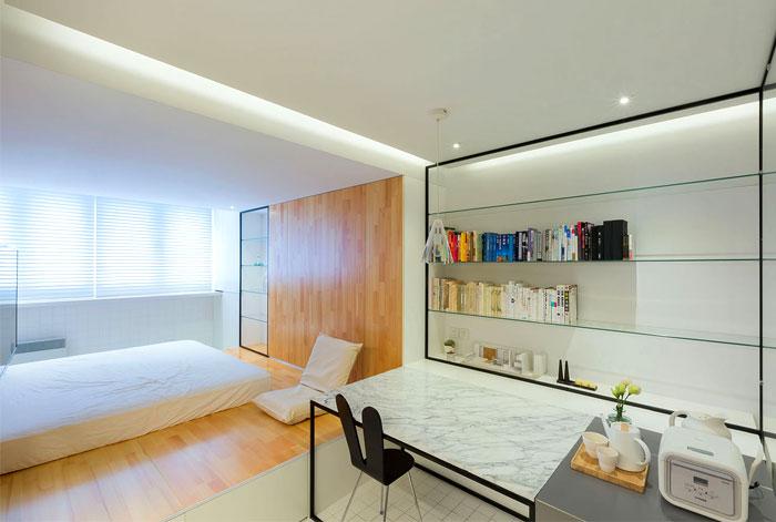 compact apartment shanghai 16