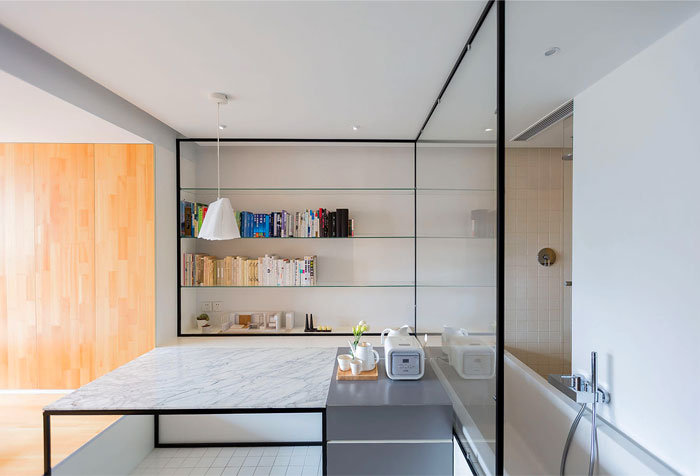 compact apartment shanghai 4