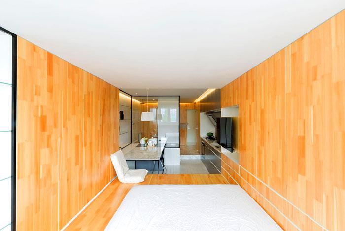 compact apartment shanghai 5