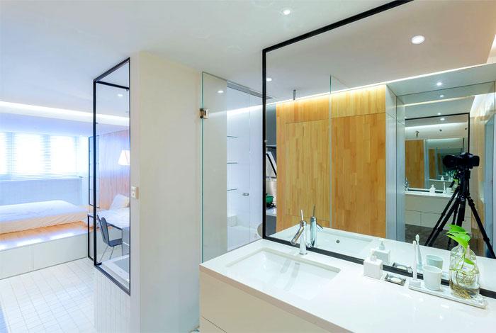 compact apartment shanghai 7