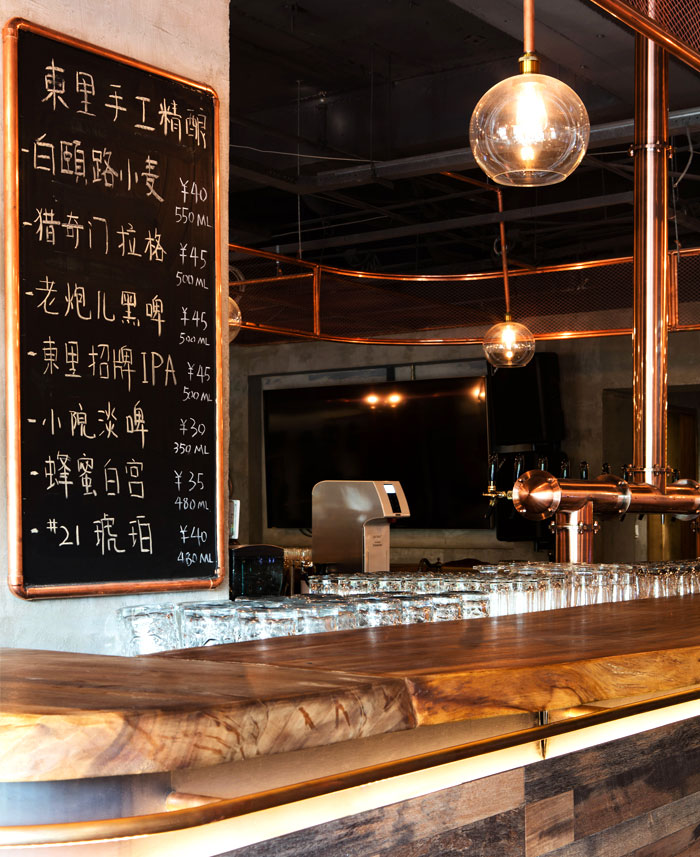 dongli brewery latitude studio 12