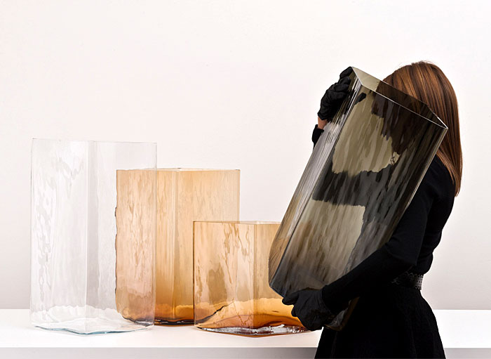 ruutu vases glass bouroullec brothers 3