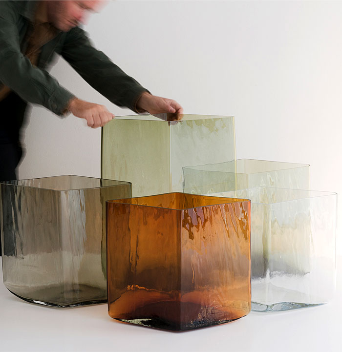 ruutu vases glass bouroullec brothers 5