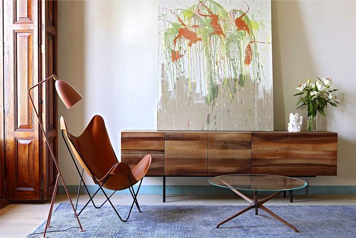 charming vintage spirit apartment rubio ros 1