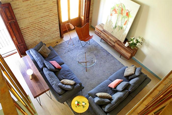 charming vintage spirit apartment rubio ros 3