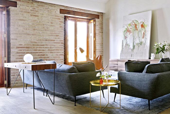 charming vintage spirit apartment rubio ros 5