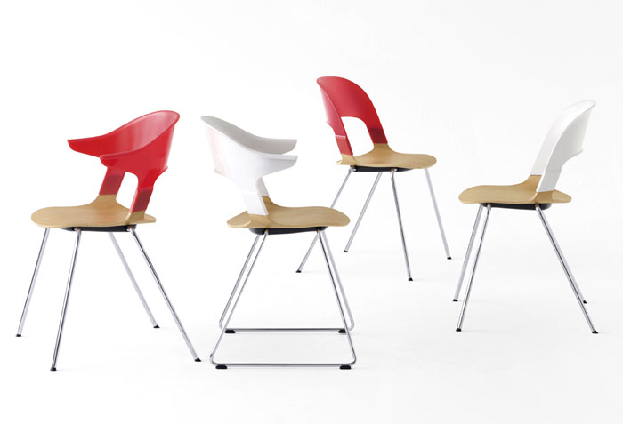 stackable pair chair benjamin hubert 7