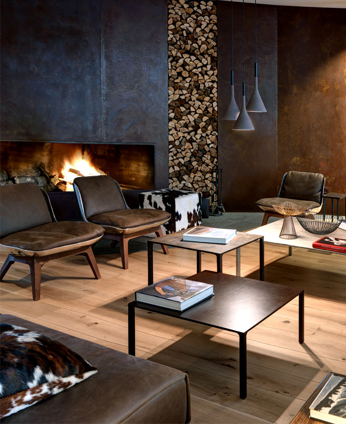 Charming Decor For A 5 Star Hotel Surrounded By Nature Interiorzine