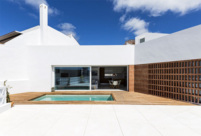 andalusian house project malaga 1