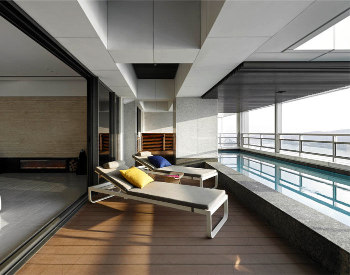 apartment residential tower tamsui city taiwan 8