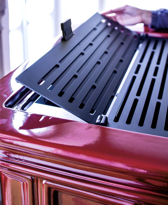 ceramic hydro pellet stove 3