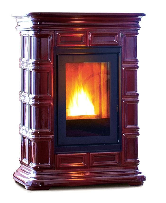 ceramic hydro pellet stove 6