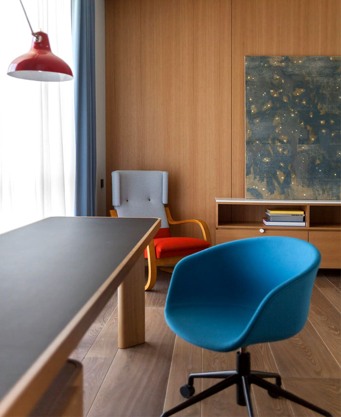 form bureau project apartments moscow 25
