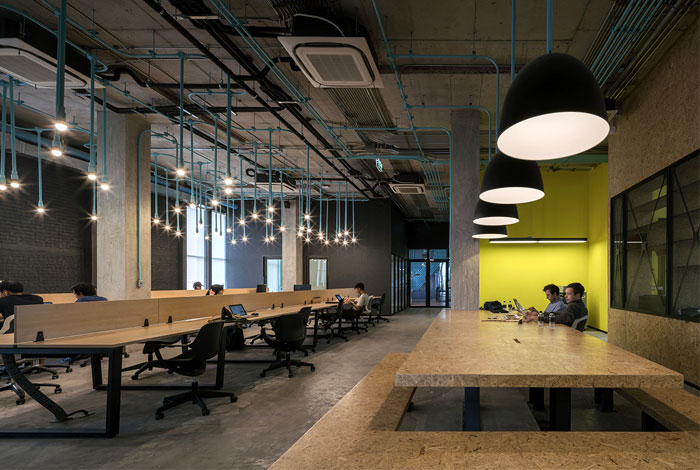 hubba to co working space 23
