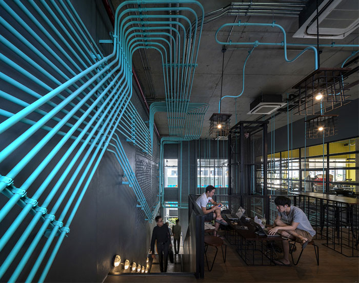 hubba to co working space 28