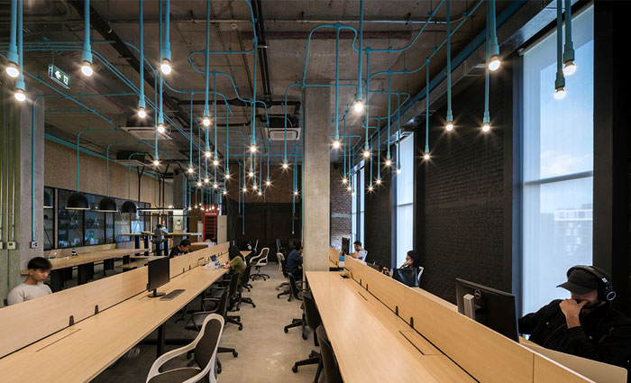 hubba to co working space 3