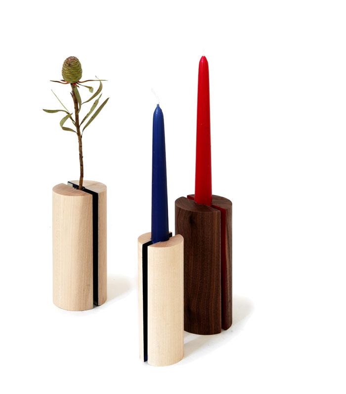 porro komorebi vase candle holder 3
