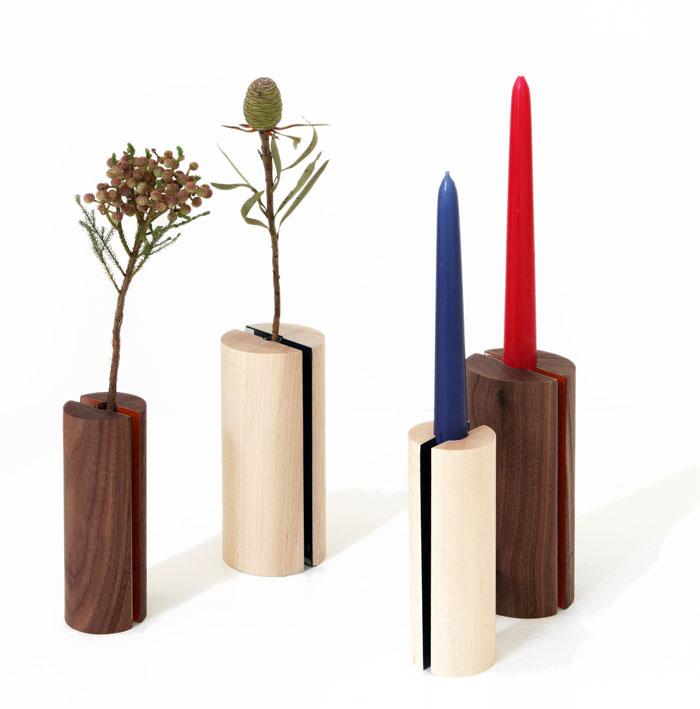 porro komorebi vase candle holder 4