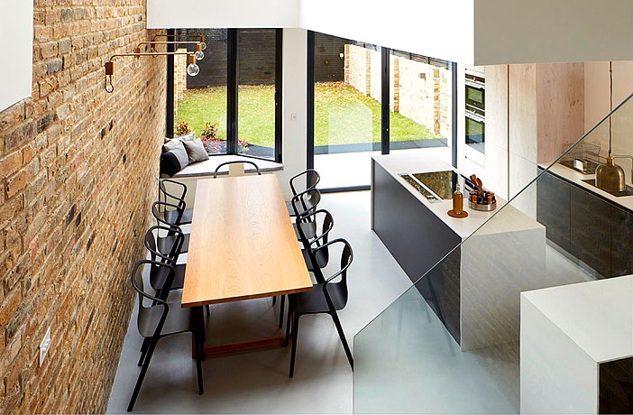 Renovation Of Victorian Terraced House In North London Interiorzine