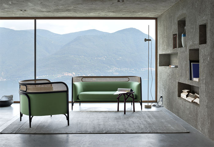 targa lounge chair gam fratesi 2