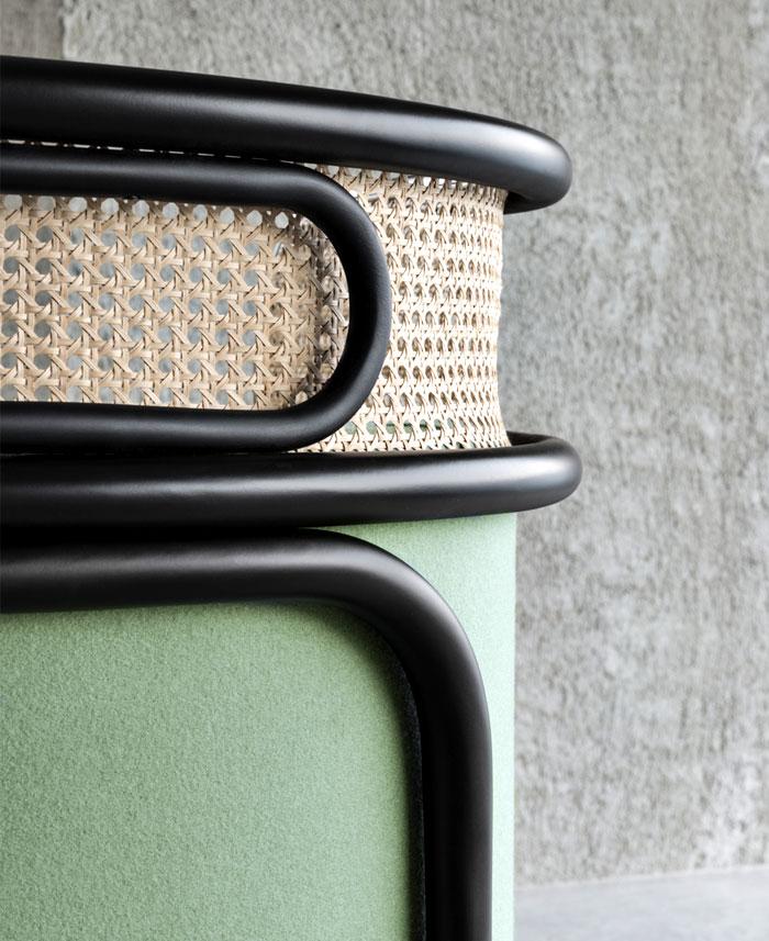 targa lounge chair gam fratesi 5