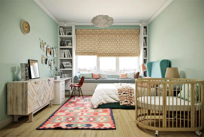 archi cgi rendering kid bedroom 3