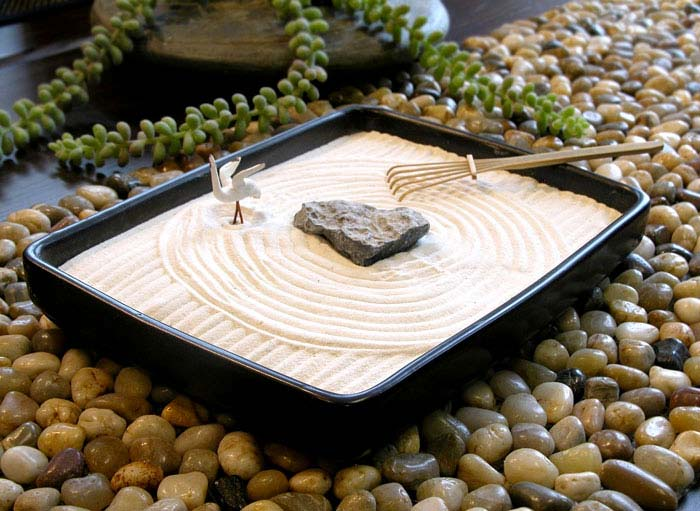 desk top japanese zen garden for sale