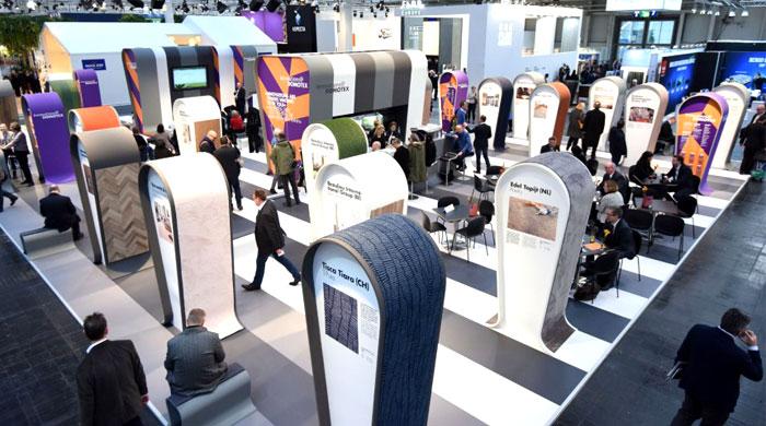 ideas innovations flooring design domotex 6