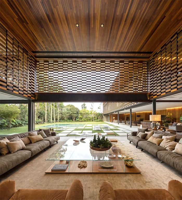 l shaped house jacobsen arquitetura studio 12