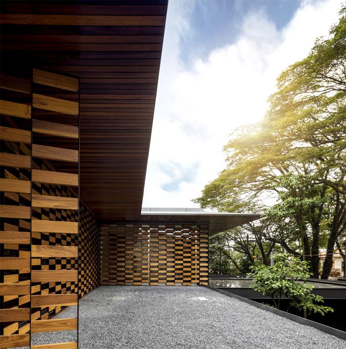 l shaped house jacobsen arquitetura studio 15
