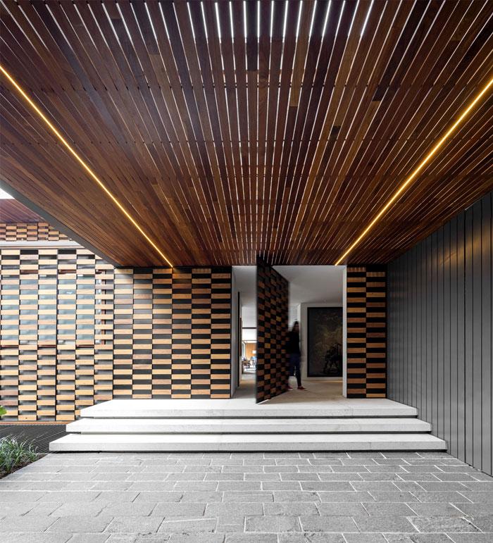 l shaped house jacobsen arquitetura studio 17