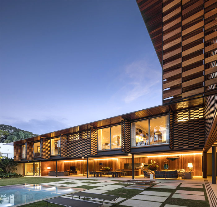 l shaped house jacobsen arquitetura studio 4
