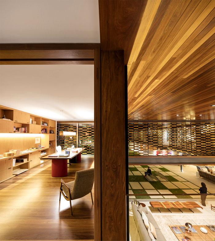 l shaped house jacobsen arquitetura studio 5