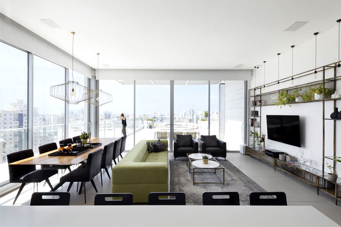 penthouse holon omy design 15