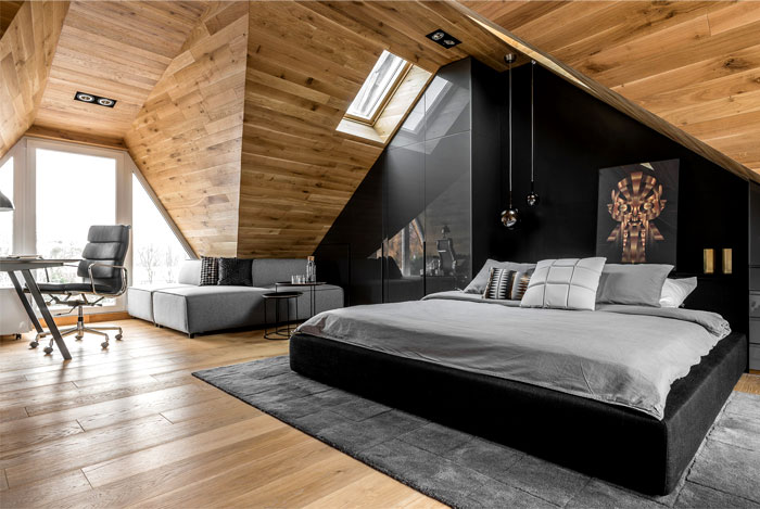bedroom studio raca architekci 1