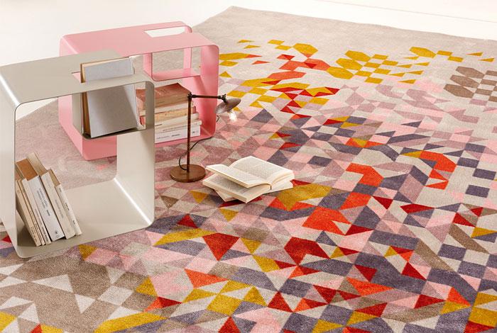 edeestudio rug geometric shapes 6