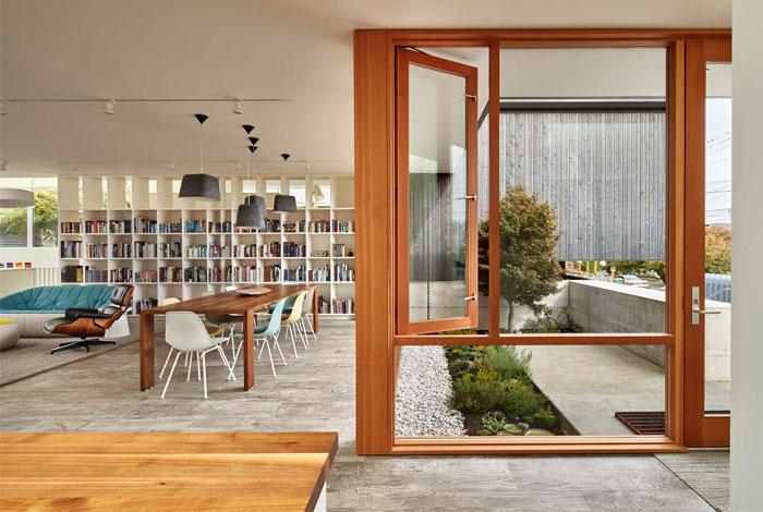 heliotrope architects home art studio 1