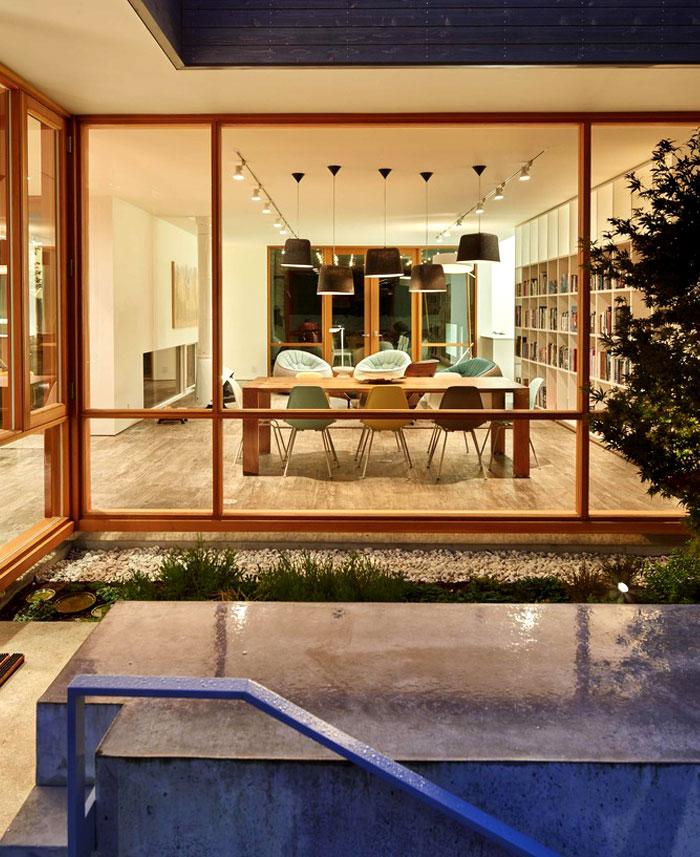 heliotrope architects home art studio 16