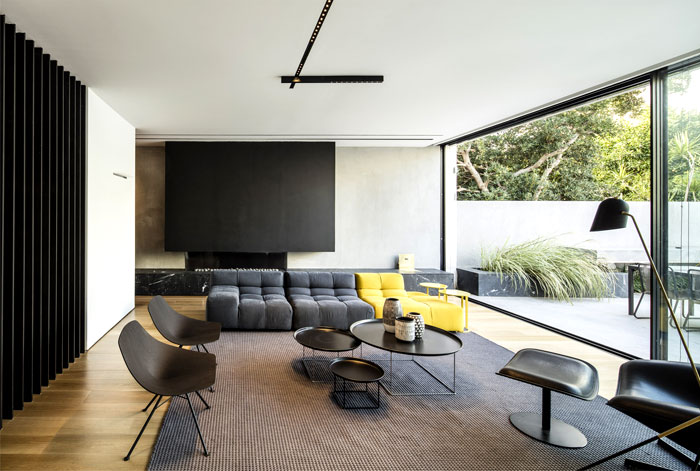 levin packer architects urban house 12