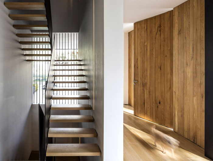 levin packer architects urban house 19