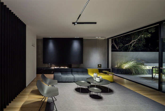 levin packer architects urban house 6