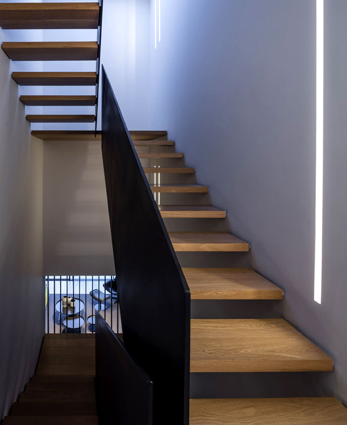 levin packer architects urban house 9