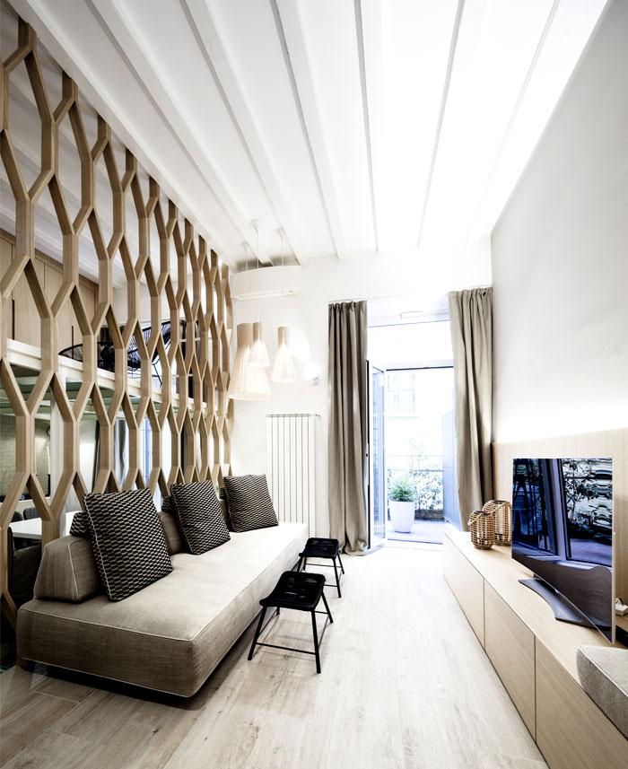 living room divider 2