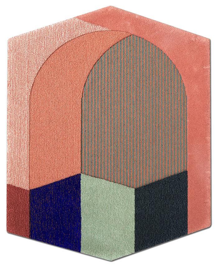 portego venetian rug sottovolto 1