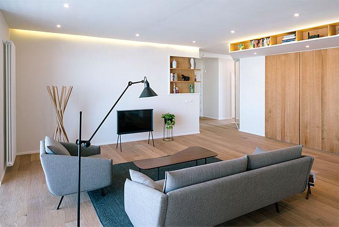 sophisticated elegant apartment zooco estudio 1