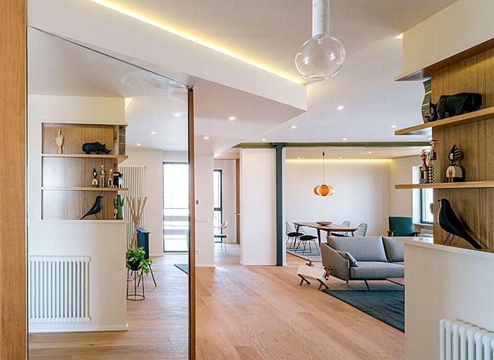 sophisticated elegant apartment zooco estudio 11